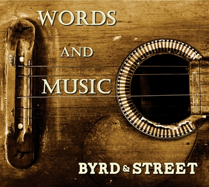 Album cover: Byrd & Street, Words and Music