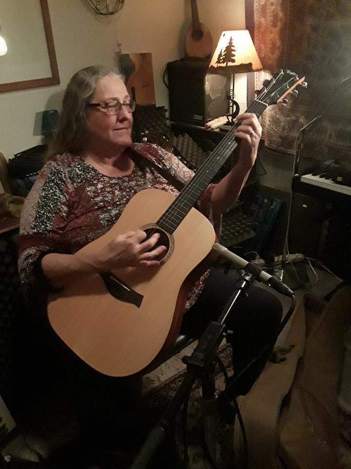 Marghi Allen recording